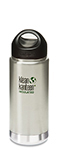 Klean Kanteen Wide Mouth Insulated Bottle - 16 oz.