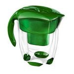 Elemaris XL Water Filtration Pitcher Green 1005770