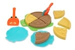 Melissa & Doug Sand Pizza Mold Set