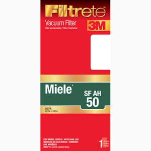 Miele SF AH 50 HEPA Vacuum Filter Replacement