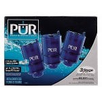 PUR Faucet Filter Replacements 3-Stage Filters 3PK