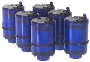 PUR Faucet Replacements 3-Stage Filters 6 PACK