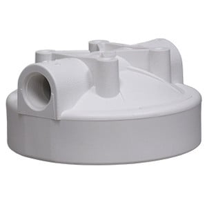 "Pentek 154419 3/4"" Big White Filter Housing Cap"