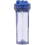 "Pentek 158616 3/8"" 3G Slim Line 10"" Clear Housing"
