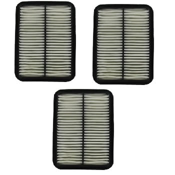 Purolator A24645 Car Air Filter Replacement 3-Pack