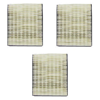 Purolator A25048 Car Air Filter Replacement 3-Pack