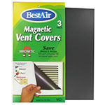 Vent Cover Magnetic Sheets - 3 pack (cut to fit)
