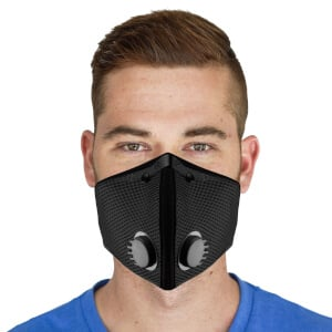 Comfortable, Reusable Particulate Respirator Facemask by RZ Mask - Meets N95 & N99 Standards
