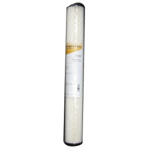 "Pentek S1-20 Pleated Cellulose 20"" Water Filter"