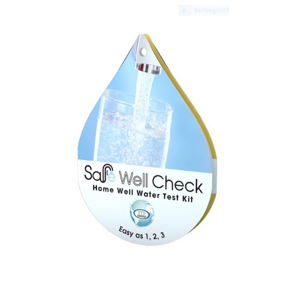 Safe Well Check Home Well Water Test Kit - 487941