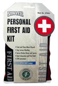 Sawyer SP903 Personal First Aid Kit - Pouch