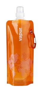 Vapur 10104- Vapur Reflex Orange Water Bottle 0.5L
