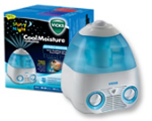 Vicks V3700 Starry Night Cool Moisture Humidifier 2-Pack
