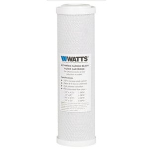 Watts Intelifil IF-CB-010 Compatible Carbon Filter