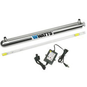 Watts WUV8-110 UV Water Filtration System 8 GPM