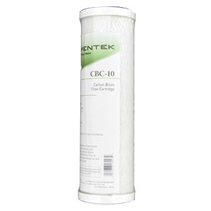 Pentek CBC-10 Carbon Water Filter, W.5CB