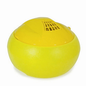 Crane Yellow Warm Mist Humidifier - EE-8619Y