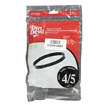 Dirt Devil Vacuum Filters, Bags & Belts Model <b>Dirt Devil M085480</b> replacement part Dirt Devil Style 4/5 Vacuum Belts 2-Pack