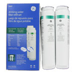 GE Under Sink Filters Model <b>GQSL55F</b> replacement part GE FQSVF Smartwater Under Sink Water Filter Refill