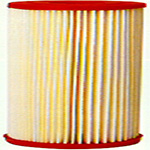 "Harmsco 801-5/10 Absolute 10"" Pleated Filter 5 Mic"