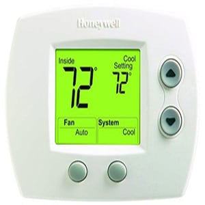 Honeywell FocusPRO 5000 NonProgrammable Thermostat