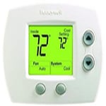 Honeywell FocusPro 5000 3H/2C Digital Thermostat
