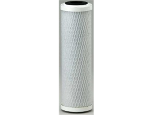 "Pentek SCBC-10 10"" Silvered Carbon Block Filter"