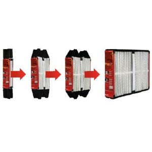 Honeywell PopUp Collapsable Air Filter - MERV 11